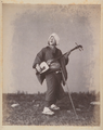 Adolfo Farsari - Shamisen Player.png