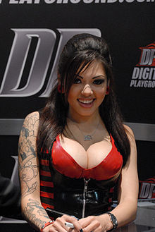 Adrianna Lynn at AVN Adult Entertainment Expo 2008.jpg