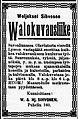 Advertisement of the photography studio of brothers Sihvonen in 1910.jpg