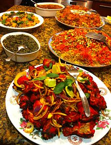 Cuisine afghane wikip dia for Afghan cuisine banquet hall