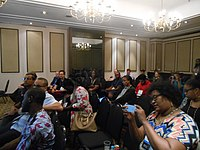 African Meetup at Wikimania 2018 (04).jpg