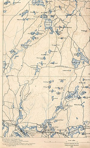 Agawam River - Agawam River and environs