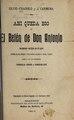 Ahí queda eso, o, El belén de don Antonio - nacimiento político en un acto, dividido en un prólogo y tres cuadros, en prosa y verso (IA ahquedaesooelbel00cand).pdf