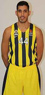Turkish basketball player (1993-)