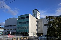 Aichi Medical College for Physical and Occupational Therapy 20150805-02.JPG