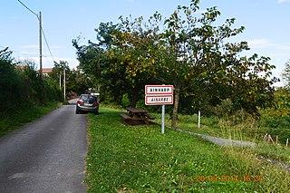 Ainharp Commune in Nouvelle-Aquitaine, France
