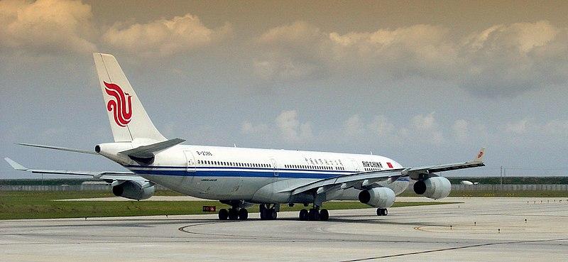 a340 air china