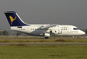 Air One Avro RJ Bidini.jpg