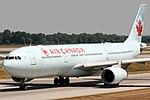 Airbus A330-343X Air Canada C-GHKX (9409844620).jpg
