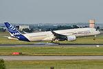 Airbus A350-900 XWB Airbus Industries (AIB) MSN 001 - F-WXWB (9276762741).jpg