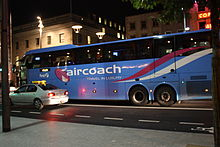 Aircoach bus, Dublin, October 2010.JPG