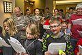 Airmen and fourth graders bring holidays to veterans 161213-Z-AL508-071.jpg