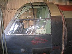 Airspeed Ltd. - Airspeed Horsa cockpit