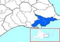 Akkeshi District in Kushiro Subprefecture.png
