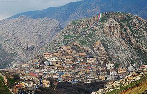 Aqrah - Image: Akre city