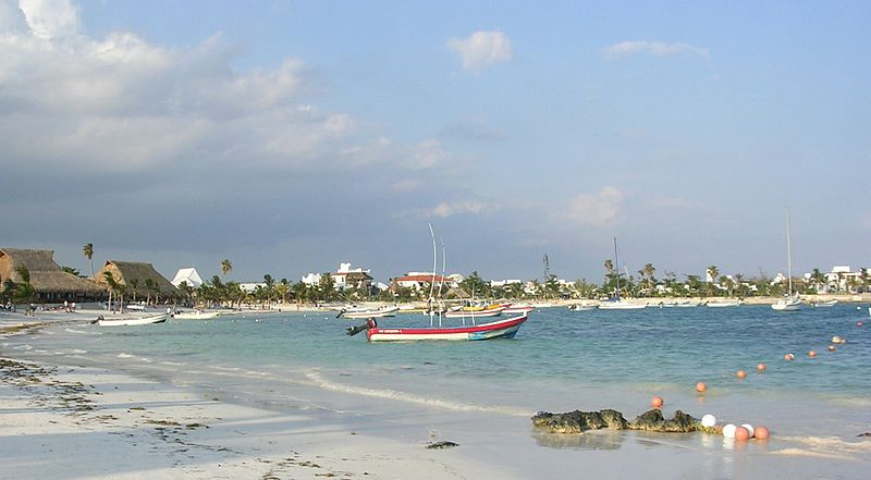 praia akumal riviera maya
