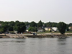 Albany, Illinois from the Mississippi River.jpg