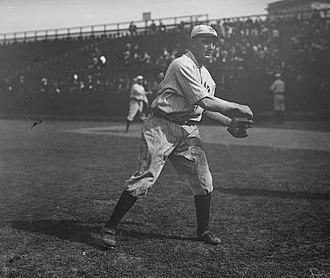 Cozy Dolan (1910s outfielder) - Dolan in 1912