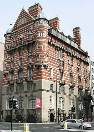Grade II* listed buildings in Liverpool – City Centre - Image: Albion House, Liverpool 4