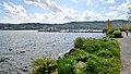 Albis - Felsenegg - Zürichsee in Zürich - Zürichhorn - Tiefenbrunnen 2015-05-06 15-54-16.JPG