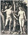 Albrecht Dürer - Adam and Eve - Google Art Project (FQG5-68Yda1JQw).jpg