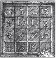 Dürer-Quadrat