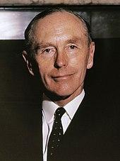 Una fotografía de Sir Alec Douglas-Home