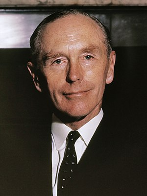 United Kingdom general election, 1964 - Image: Alec Douglas Home (c 1963)