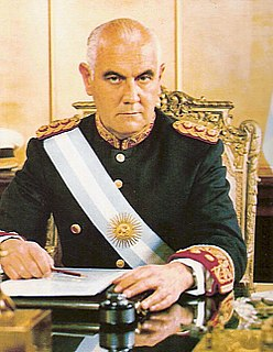 38th President of the Argentine Republic