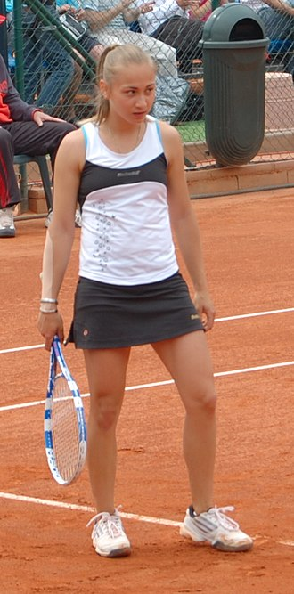 Aleksandra Krunić - Krunić in Prague, 2011