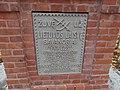 Aleksoto kapinės, Savanorių paminklas. Lenta 4.JPG