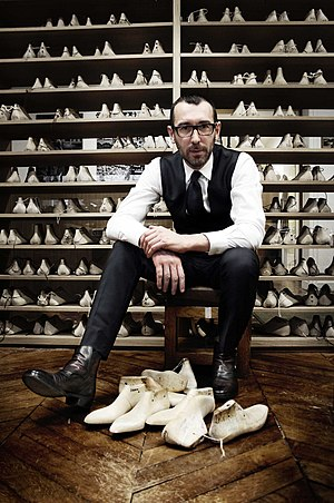 Berluti - Alessandro Sartori was Berluti's creative director for 5 years, overseeing its first clothing collections