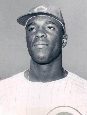 Alex Johnson - Johnson in 1968