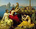 Alexander Bruckmann Odysseus und die Sirenen 1829.jpg