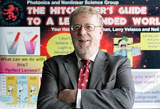 Allan Boardman British physicist