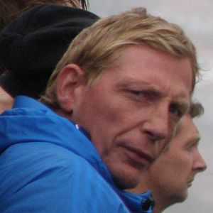 Allan Mørkøre - Image: Allan Mørkøre A Faroese International Football Player And A Coach