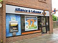 Alliance and Leicester in West Street Precinct - geograph.org.uk - 789805.jpg