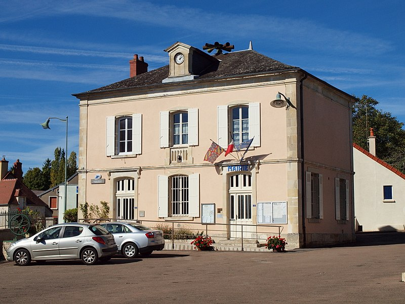 Alligny-Cosne