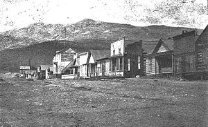 Alma, Colorado - Alma, c. 1870s
