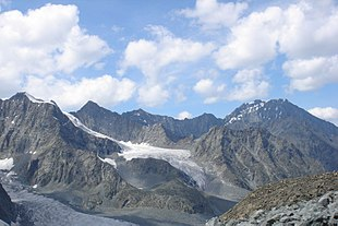 Altai. Peaks and passes named in honor of the family Roerich.jpeg