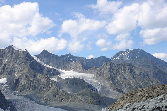 Алтай. Пики и перевалы, названные в честь семьи Рерихов