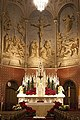 Altar and murals St. Francis Xavier Church Parkersburg.jpg