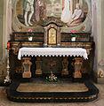 Altare della Madonna nella chiesa di San Giuseppe in Buon Gesù.jpg