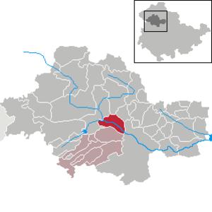Altengottern - Image: Altengottern in UH