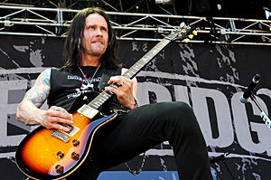 Alter Bridge @ Claremont Showgrounds (5 3 2012) (7005618993).jpg