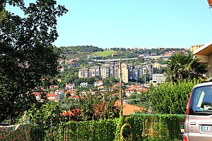 Altura (Trieste) - A view of Altura