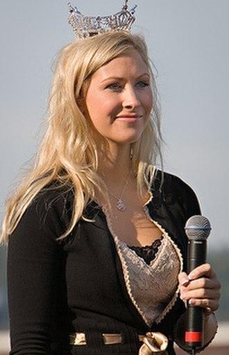 Miss Arkansas - Image: Amber Bennett
