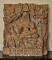 Ambika - Mediaeval Period - ACCN 00-D-7 - Government Museum - Mathura 2013-02-23 5409.JPG
