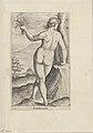 """Ambracia Fait partie du recueil """"Nimpharum oceanitidum, ephydridum potamidum, naiadum, lynadumque icones"""" - Pl. 12 1587 print by Philip Galle, S.V 88400, Prints Department, Royal Library of Belgium.jpg"""