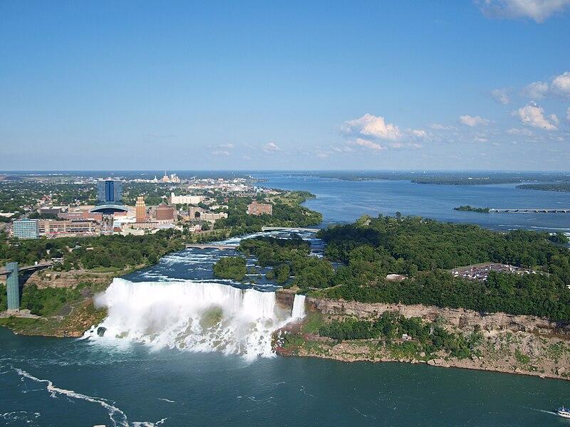 Roteiro Toronto Niagara Falls